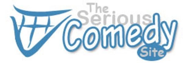 The Serious Comedy Site Logo